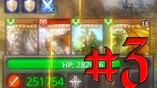 Heroes Of Camelot - Episode 2 - PART 2 - Cards in action Thumbnail