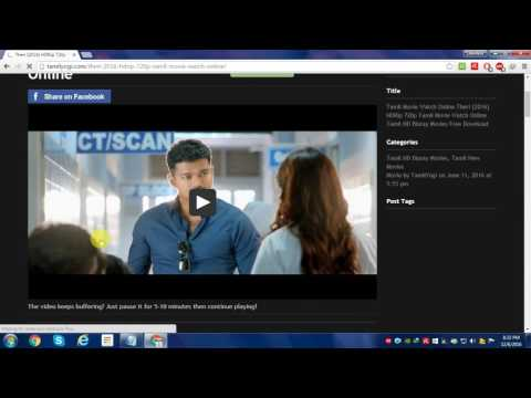 How To Dowload THERI Movie For Free HD Quality