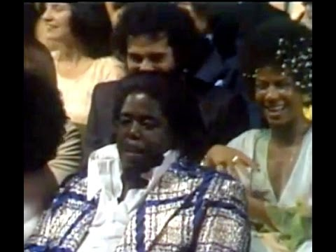 MINNIE RIPERTON in the audience at 1975 American Music Awards