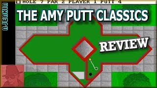 AMIGA : The Amy Putt Classics - with Commentary !!