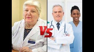 Зарплата в США и России. Чьи врачи богаче живут?