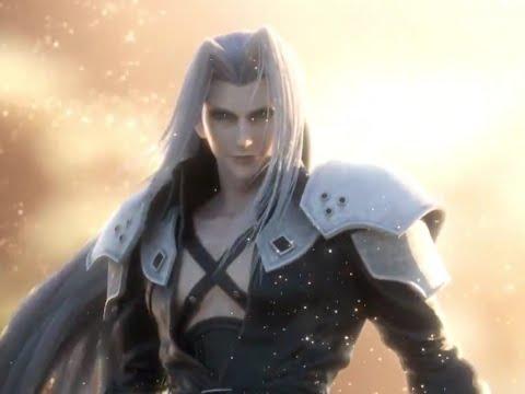 Sephiroth [_/('-')\_/-- ----------------------  