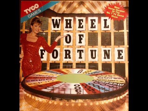 Play wheel of fortune now