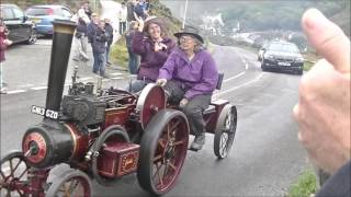 West Of England Steam Engine Society Road Run Up Engine Hill