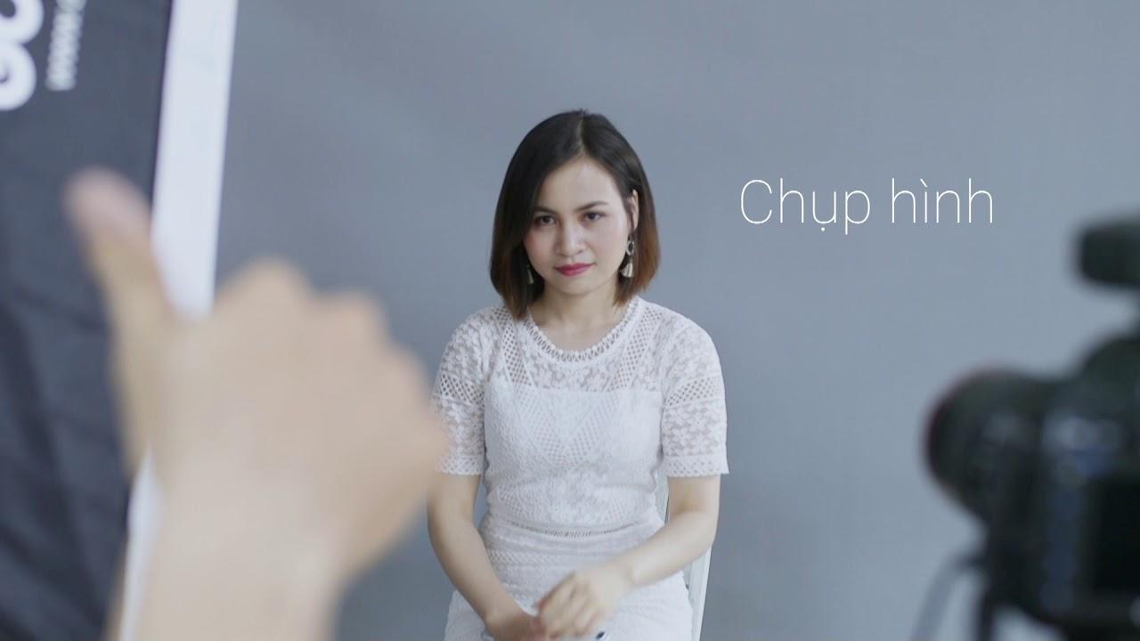 Quy trình chụp ảnh beauty 360 tại Chupanh vn