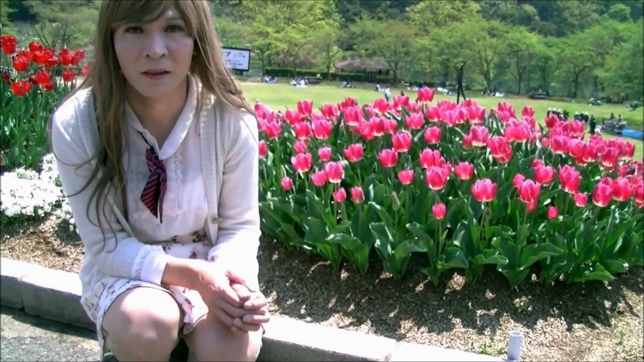 ミニスカ女装娘 2014女装子ayako映像記録