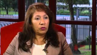 Entevista a Cecilia Tapia directora de la Camerata de la CCE
