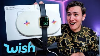 Download I Bought a $16 AirPower on Wish - Dumbest Products Edition Mp3 and Videos
