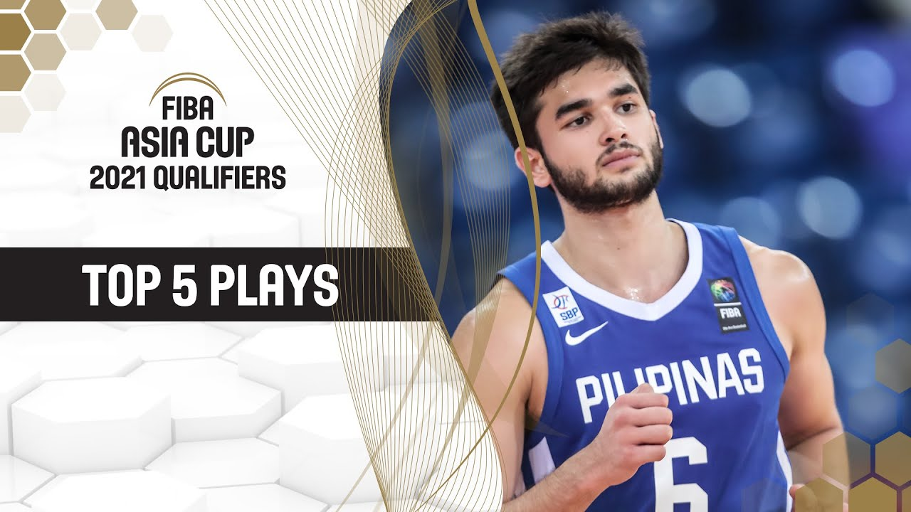 Nike Top 5 Plays feat. Kobe Paras | Game Day 1 (Friday)