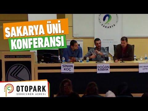 Sakarya Üniversitesi Konferansı