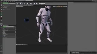 Alejandro Benítez López Práctica Multispawn Unreal Engine 4