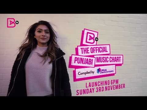 The Official Punjabi Music Chart Show is coming to BritAsia TV