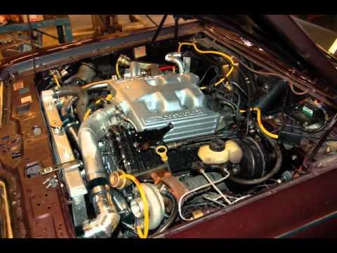 Ford Taunus Cosworth 2 9 24v Tt Teaser Youtube