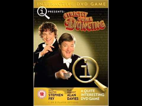 QI Presents: Strictly Come Duncing DVD Game (Intro)