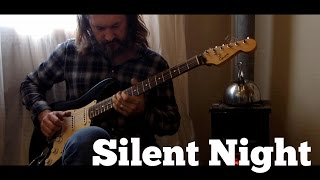 Instrumental version of 'Silent Night', written by Franz Xaver Gruber.