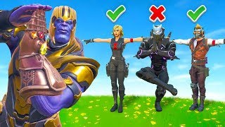 Listen to Thanos... Or Else (Thanos Says) thumbnail