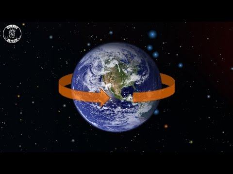 Why Does The Earth Keep Spinning?