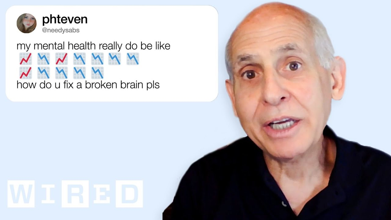 Psychiatrist Daniel Amen Answers Brain Questions From Twitter | Tech Support