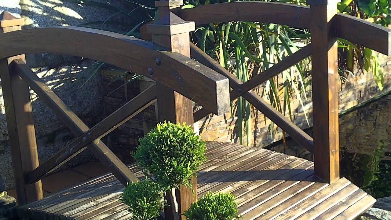 Jard n japon s 3 youtube - Jardin de bambu talavera ...