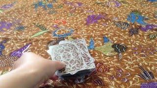 92. Tarot Nusantara 1st Edition Flip Through - Stafaband