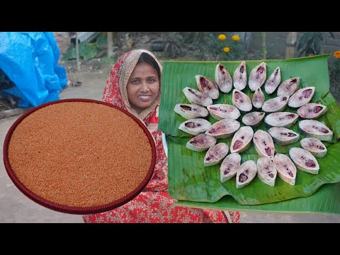 Red Lentils With Ilish Fish Recipe Bengali Ilish Macher Recipe Village Food Home Cooking And Eating