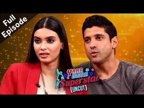 Lucknow Central | Farhan Akhtar & Diana Penty On Yaar Mera Superstar 2 | Full Episode