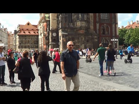 10th May 2016 - Prague City Tour