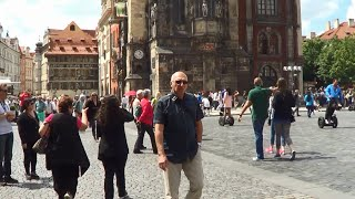 10th May 2016 - Prague City Tour(Today we visited some famous landmarks including Prague Castle, Wenceslas Square and the Astronomical Clock., 2016-05-11T05:45:50.000Z)