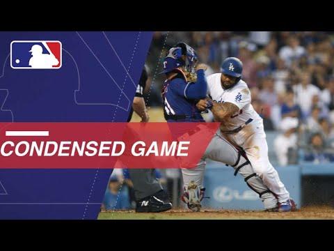 Condensed Game: TEX@LAD - 6/13/18