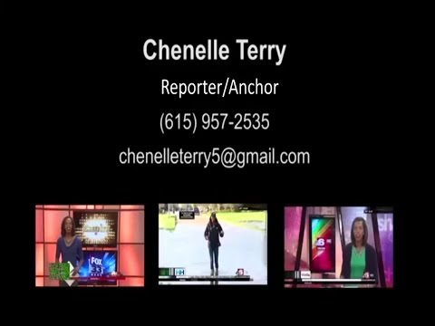 Chenelle Terry-Demo Reel