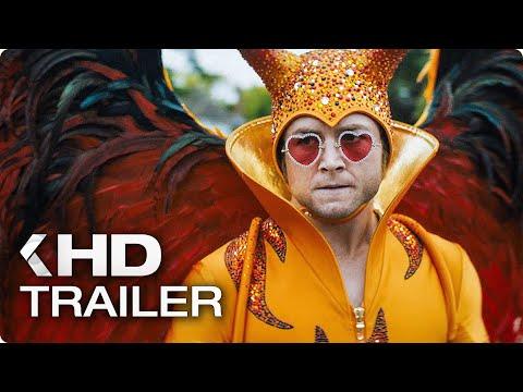 ROCKETMAN All Clips & Trailers (2019)