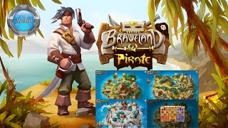 Braveland Pirate Gameplay 60fps
