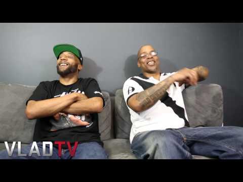 Brand Nubian on Jay vs. Solange, Ray Rice Footage