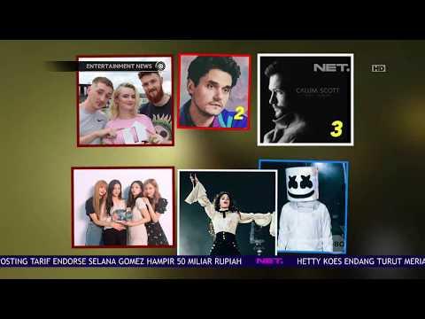 Wow!!Lagu Meraih Bintang Via Valen Puncaki Tangga Lagu World Music Awards