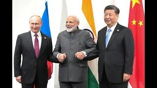On G20 sidelines, PM Modi, Xi Jinping & Vladimir Putin hold meeting
