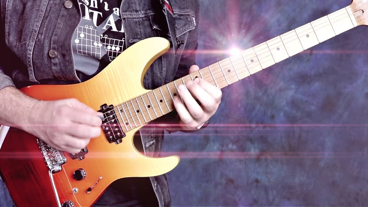 sweep picking speed strategies for guitar - chris brooks