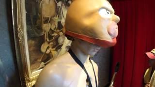 お台場新大陸 2014 恐怖の絶叫館蝋人形で見ることができます こざるーむ...