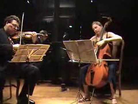 """Shostakovitch's """"Largo"""" from Piano Trio in E Minor"""