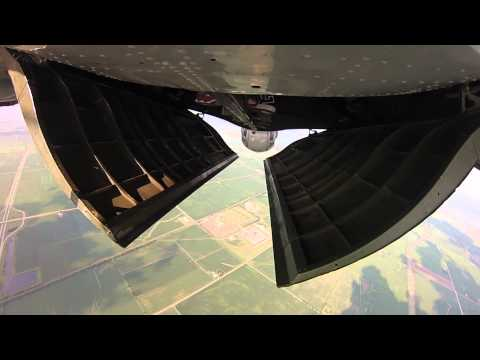 B-17 Flying Fortress Skydive with Chicagoland Skydiving Center