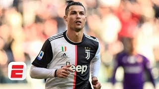 A fully fit Cristiano Ronaldo makes a difference for Juventus - Steve Nicol | Serie A