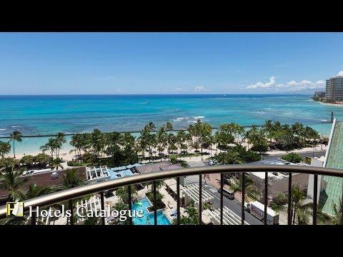 Waikiki Beach Marriott Resort & Spa Tour - Luxury Resort Hotels in Honolulu Hawaii