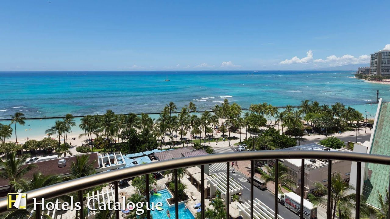 Waikiki Beach Marriott Resort Spa Tour Luxury Hotels In Honolulu Hawaii