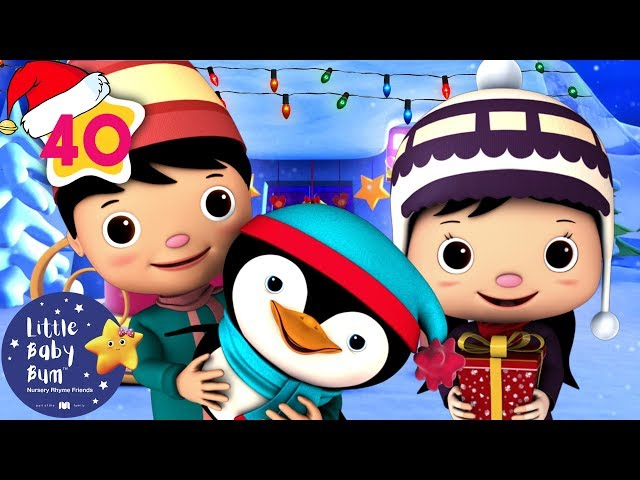 Jingle Bells | Christmas Songs for Kids | +More Nursery Rhymes and Kids Songs | Little Baby Bum ...