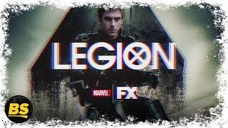 Сериал Легион (2017) Спин офф фильма Люди Икс