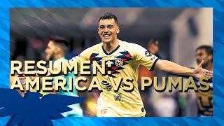 Club América 1-1 Pumas UNAM | Resumen - Todos los Goles | Jornada 9 - Liga MX | Apertura 2019