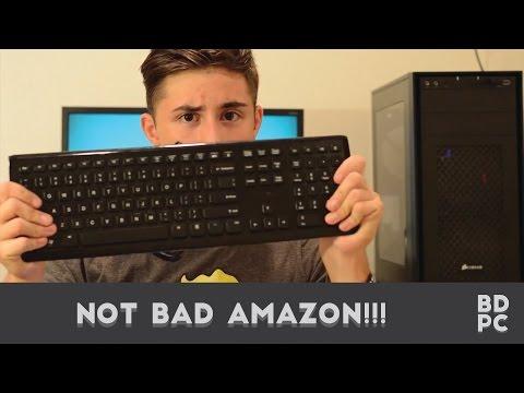 Product Review: Amazon Basics Keyboard
