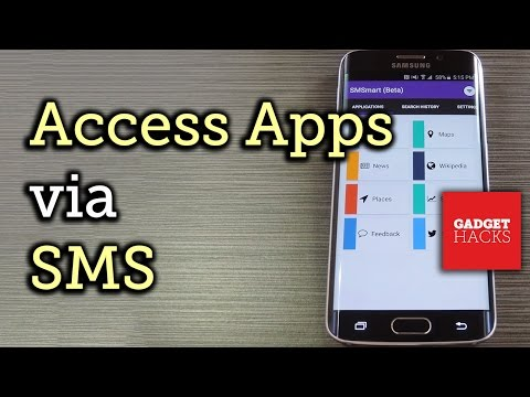 Access Web Services On Android With SMS Instead Of Mobile Data [How-To]