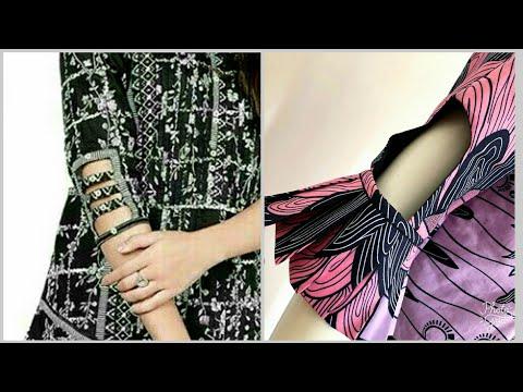 Latest Kurti Sleeves Designs Ideas/designer Sleeves For Kurta