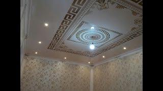 СДЕЛАНО В ЧЕЧНЕ 29. Натяжные потолки, красивое оформление.  MADE IN CHECHNYA 29. Stretch ceilings