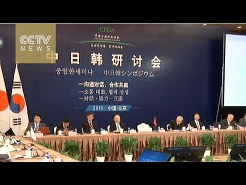 Seminar held to welcome upcoming China-Japan-South Korea summit